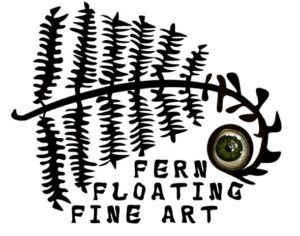Fern Floating Fine Art Logo